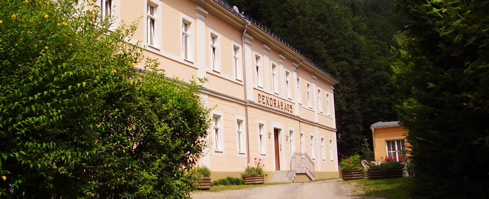 Hotel Dekorahaus in Bad Schandau